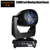 Wholesale china wheels free shipping for sale - Group buy W LED Moving Head Light Gobo Beam China Tyanshine Led Gobo Wheel FOCUS facet Prism China Supplier CE ROHS TP L200B