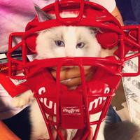 rote fahrradhelme großhandel-Klon Sicherheit Fottball Rugby Helme Leichtathleten Schützen Fahrrad Rutsche Brett Baseball Helm Rot Radsport Kopf Ausrüstung