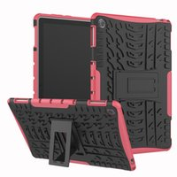 Wholesale cases huawei mediapad tablet for sale - Group buy Case For Huawei MediaPad M5 Lite BAH2 W19 L09 W09 quot Tablet Anti knock Impact Heavy Duty Armor Hybrid Mediapad Mediapad M3 LITE