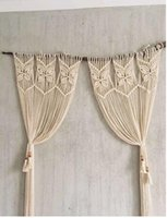 Wholesale handmade stick decorations resale online - Butterfly Wedding Tapestry Bohemian Style Home Decoration Wall MS7152 Outdoor Wedding Projects Without Sticks
