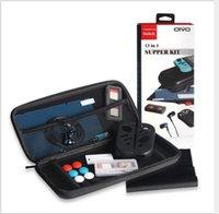 супер силикон кожи оптовых-Switch 13 in 1 Super Kit - Силиконовые чехлы / Сумка для переноски / Наушники / Защитный набор для кожи для Nintendo в качестве рождественского подарка
