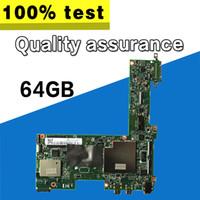 ingrosso scheda di trasformazione-Scheda madre per Asus Transformer Book Scheda madre T100TA T100TA Tablet PC 64GB Scheda madre originale per test 100%