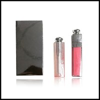 Wholesale The Latest Temptation Lip Glow Abundance Lip Gloss Two piece Lips Instantly Sexy and Attractive Drop Shipping