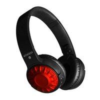 oem bajo al por mayor-Explosivo UA37 / P190 Auriculares Bluetooth Auriculares Inalámbrico de tarjeta plegable Bajo OEM Auriculares de regalo