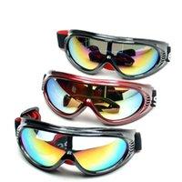 land jungen sport großhandel-Kinder Ski Brille Sport Schneebrille Schutzbrillen für Kinder 4-12 Jahre Junge Mädchen Snowboard Motocross Brille Land
