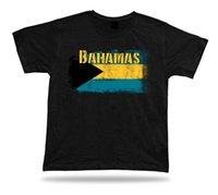ingrosso mappa bianca nera-La maglietta delle magliette delle Bahamas T-shirt Mappa della città in t-shirt mens orgoglio t-shirt bianca nero grigio rosso pantaloni maglietta tshirt cappello vestito rosa