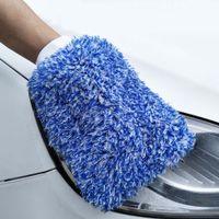 Wholesale kitchen finger gloves resale online - Car wash Window Clean Washing Cleaning Fingers Gloves Garden Kitchen Dish Car Glass Cleaning for Accessories