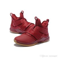 587962d84580 New mens lebron soldier 12 basketball shoes for sale flowers MVP Christmas  BHM Oreo youth kids Generation sneakers boots with original box