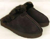 ingrosso stivali mens khaki-Il trasporto libero 2019 nuovi mens pistoni classici calza la pantofola calda di inverno per le donne (pantofole di inverno) dimensione noi 5-13.g