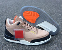 fb9dcac56ff7 New Brand 3 JTH NRG Bio Beige Suede Basketball Designer Shoes Justin  Timberlake III Fashion Sports Sneakers Best Quality With Original Box