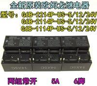 Wholesale 12vdc relays for sale - Group buy 10PCS Omron Relay G6B P US P P VDC VDC VDC A New Original