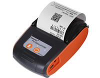 thermal printer al por mayor-GOOJPRT PT - 210 58MM Máquina de recibos inalámbrica portátil para impresora térmica Bluetooth para Windows Android iOS Mini impresora Bluetooth LLFA