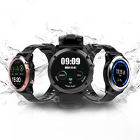 Wholesale camera waterproof wifi outdoor resale online - H1 GPS Smart Watch Bluetooth WIFI Smart Wristwatch IP68 Waterproof quot OLED MTK6572 G LTE Wearable Devices Watch For iPhone Android iOS