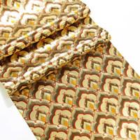 luxus-gold-tapete großhandel-Neue Luxus Goldfolie Decke Tapete 3d Silber Goldene Licht Reflektierende Glitter ktv Tapeten Wohnzimmer Papel de pared W174