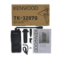 Wholesale ranges walkie talkie resale online - TK G Walkie Talkie Two Way Radio Handheld Transceiver UHF W Long Range Analog Civilian Radios TK