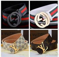ingrosso cintura in vita argentata-20192018 Cintura di design Uomo e donna Cintura moda Cinture di marca in vera pelle Cintura di lusso Cinturino in argento nero