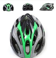 capacetes de equitação pretos venda por atacado-Ultraleve Preto Vermelho Ciclismo Equitação Capacete Universal Não-moldado Capacete De Moldagem de Bicicleta de Montanha Capacete Da Bicicleta Engrenagem de Segurança