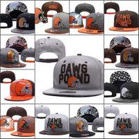 ingrosso cappelli da team di beanie-2019 Cleveland Cappelli Registrabili Logo Ricamo Logo Snapback Tutti i Team Wholeasle Knit Berretti Cappellini Taglia Unica