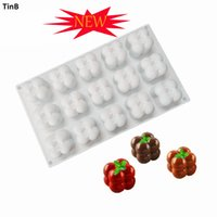 Wholesale cake pops baking mold for sale - Group buy 2019 New Arrival Hole Magic Ball D Dessert Cake Mould Pop Art Silicone Mold Mousse Baking Pastry Silikonowe Moule Decoration T191018