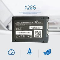 devlet sürücüsü sdd toptan satış-Vaseky 128G Dahili Katı Hal Sürücüsü 2.5 '' SSD SATA3 Sabit Disk Dizüstü 500 Mb / sn