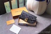 straußenmappe für männer großhandel-hochwertige designer luxus handtaschen geldbörsen designer geldbörse 1390 platz lange männer reißverschluss geldbörse leder strauß muster premium qualität