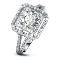 farbe pops ring groihandel-Pop-Dur Mode UHotstore 3 Generationen IJ Primärfarben weiblichen Diamantbohren, Diamant-Hochzeit Ring, Ring Valentines Sonder