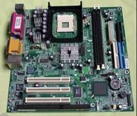 материнская плата 478 оптовых-845GL 845 Материнская плата 478 DDR ISA Motherboard 3PCI ISA Фрезерный станок Промышленная материнская плата