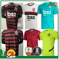 d0a0382079 19 20 flamengo jersey 2019 2020 flamengo GUERRERO DIEGO VINICIUS JR camisas  de futebol Flamengo GABRIEL B esportes futebol homem mulher camisa