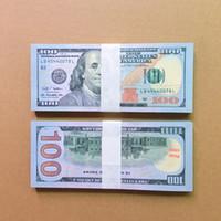 Wholesale fake money resale online - Nightclub Bar atmosphere Prop money faux billet Euro fake movie money billet euro play money