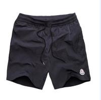 erkekler için joggers şortu toptan satış-Tasarımcı Erkekler Şort Marka Meng Kou Pantolon Erkek Kurulu Sandıklar Yüzme Şort yüksek kalite Moda Marka Spor Kısa Pantolon Joggers