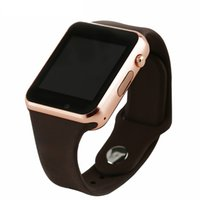 камерная музыка оптовых-А1 Bluetooth часы подключены фитнес шагомер носить SIM-карту TF карты Bluetooth музыка смарт-часы Android IOS