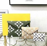 Wholesale laides bags resale online - 2019 New Arrival Women s Designer Crossbody bag L Letter Woman Fanny pack Lady Designer Bags Purse Laides Handbags For Female Drop Shipping