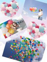 ingrosso lampade a palloncino-50 pz / lotto lampade a led bianche palloncino luci palloncino a led per la decorazione di nozze festa di compleanno prodotto evento forniture per feste giocattoli per bambini