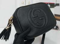 bolsas rápidas do transporte venda por atacado-2020 Mulheres Leather Soho Bag Disco Shoulder Bag Purse G20 F26 transporte rápido livre
