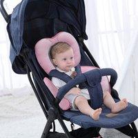 ingrosso sedia di autunno-Baby Passeggino Pad Cotone Autunno Inverno Bambini Baby Dining Chair Cuscino caldo Passeggino Accessori