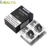 Original UWELL Caliburn Cartridge Pod With 2ml Refillable Cartridge 1.4ohm For Original Authentic UWELL Caliburn Kit