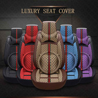 Outstanding Buy Wholesale Lv Louis Vuitton Universal Auto Car Seat Cover Andrewgaddart Wooden Chair Designs For Living Room Andrewgaddartcom