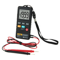 Wholesale digital micrometers for sale - Group buy Portable AN301 Digital LCD Display Counting Micrometer DC AC Voltage Tester For Electricians Daily Test Tool