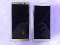 Wholesale cell phones online - 6 inch goophone S9 MTK6580 quad core Metal Version Cellphone Android Show fake G LTE Smartphone Cell Phones
