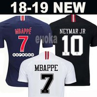645b9a4e9dfa Thailand maillots PSG soccer jersey 2019 Paris MBAPPE saint germain NEYMAR JR  jersey 18 19 camisetas football kit champions shirt men kids