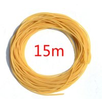 Wholesale tool groups resale online - high quality m diameter mm plain traditional elastic rope tied reinforcement group solid elastic rubber band strapping tool