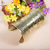 Wholesale armband accessories resale online - Women New ATS Tribal Arm Sleeves Adjustable Armbands Accessories Belly Dance Costume Fusion Performance