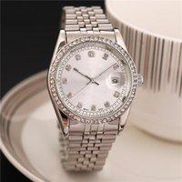 квадратные часы из стразы оптовых-Роскошные Часы Известные женские часы квадратные Полный алмаз золотые часы горный хрусталь женщины швейцарские Дизайнер автоматические наручные часы браслет часы 38 ММ