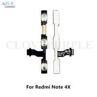 monter le volume achat en gros de-Power On Off Volume up down Bouton latéral Câble Flex pour Xiaomi redmi Remarque 4X