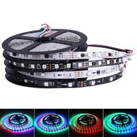 Wholesale led rgb digital magic strip for sale - Group buy 12V WS2811 LED Strip Light RGB M LEDs LEDs Dream Magic LED Pixel Strip Waterproof Addressable ribbon flexible Digital tape Light