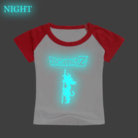 cooles mädchen scherzt t-shirt großhandel-Sommer-Superheld-leuchtender Druck scherzt T-Shirt Mode kühles bequemes Jungen-Mädchen-Baby-T-Shirt beiläufiges jugendlich T-Shirt Kinderkleidung