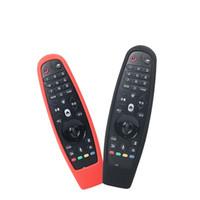 a2 android tv großhandel-Silikonhülle für LG Smart TV AN-MR600 Fernbedienung
