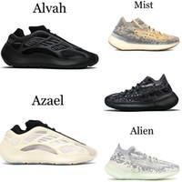 Wholesale 700 MNVN kanye west running shoes V3 Alvah Azael M Mist Alien mens sneakers EUR