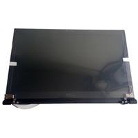 pantallas de ordenador portátil lcd paneles al por mayor-Nuevo ensamblaje original de matriz de panel de pantalla LCD para computadora portátil de A + Laptop Tophalf para NEC LZ750 13 pulgadas