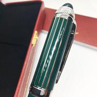 Luxury pen Promotion Ballpoint Pens 5A Best Quality Brands pen gift Give velvet bags Pen or gift box